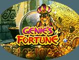 Игровой слот Genie's Fortune